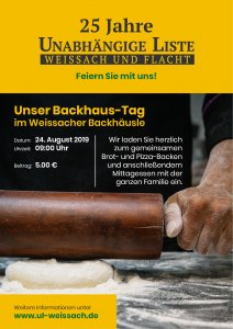 Unser Backhaus-Tag