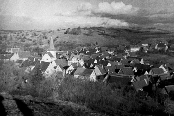 Eiterberg ca. 1934