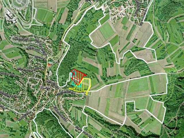 Eiterberg - aktuelle Luftaufnahme