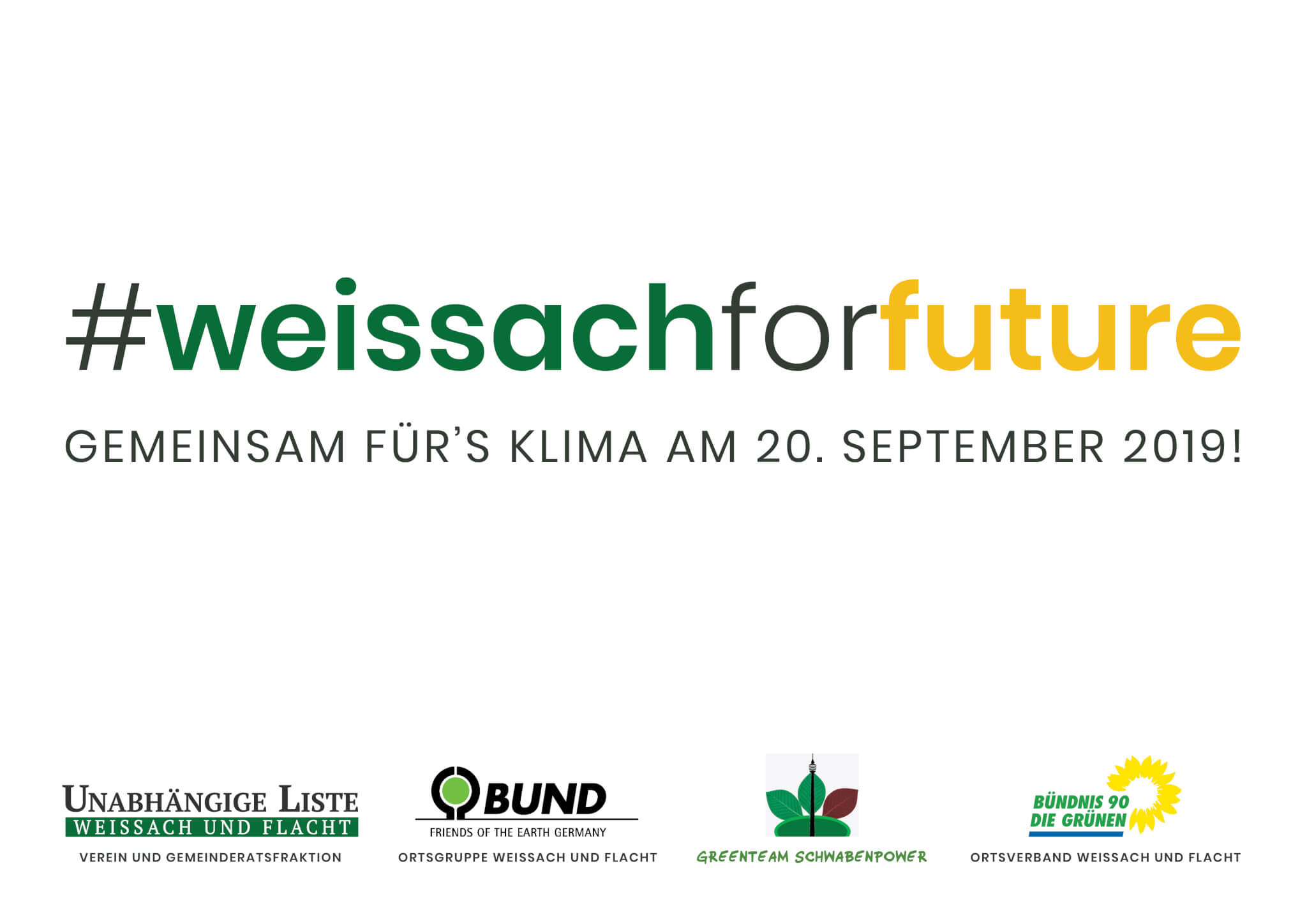 Weissach for Future